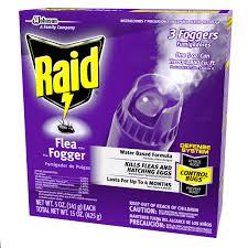 raid flea killer plus fogger 15 ounces walmart