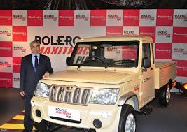 Mahindra Launches The Bolero Maxi Truck Plus Pickup - Team-BHP