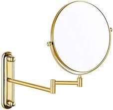 hgxc badezimmerspiegel gold hotel wandspiegel