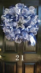 Dallas Cowboys Baby Room Ideas by Best 10 Dallas Cowboys Wreath Ideas On Pinterest Cowboys Wreath