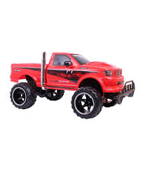 New Bright 1:6 Scale Off Road RC Truck (Red & Black) - Buy New ... New Bright 124 Remote Control Monster Jam Grave Digger Free 96v 1997 F150 Hobby Cversion Rcu Forums Rc Sport Radio Car Assorted Big W Trucks Truck Raptor Rock Crawler Xtreme Vehicle 24 Ghz Red Frenzy Toy Racing Car Predators Shark 118 45v 40mhz From 1808 Ebay 18 Scale 4 X Mega Blast Black Buy Amazoncom Ff Bursts