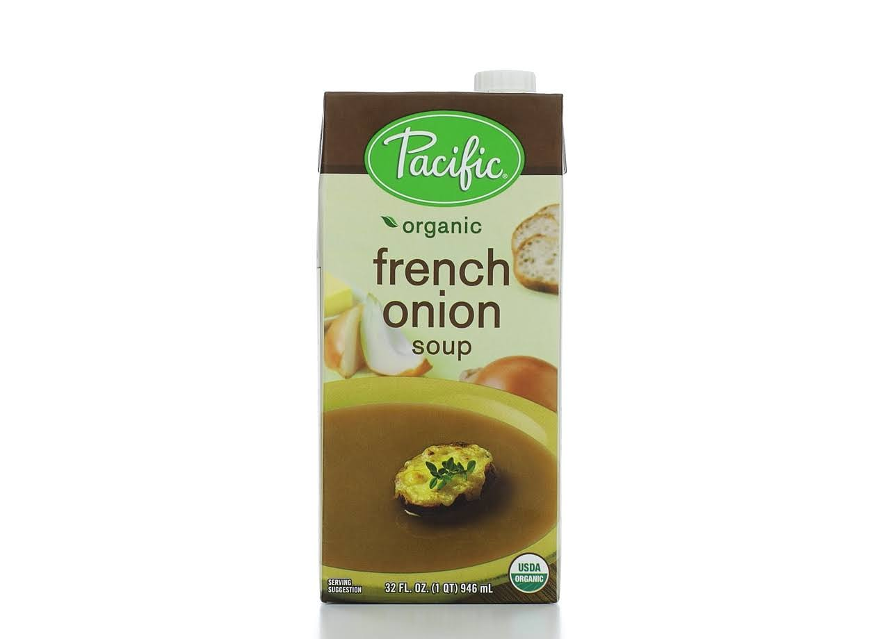 Pacific Natural Foods Organic French Onion Soup - 32oz