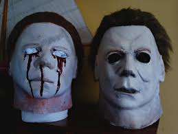 Halloween 8 Resurrection Mask by Trick Or Treat Studios Hospital Mask Almost Identicle To H2 Mask