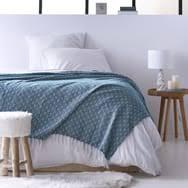 jetés de canapé jeté de lit couvre lit et boutis pas cher à prix auchan