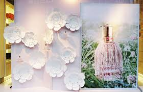 See By Chloe Perfume Window Display