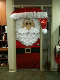 pinterest christmas door decorating ideas happy holidays