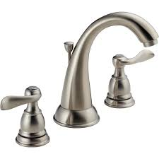 Delta Ara Widespread Faucet by Bathroom Faucets U0026 Shower Heads At Lowe U0027s Bathtub And Shower Faucets