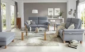 wohnwert sofa hellblau andrea blau polstermöbel sofas 3 sitzer möbel kraft