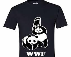wwf panda etsy