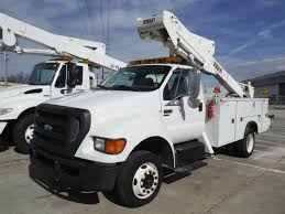 100 240 Truck 2009 FORD F650 SA BUCKET TRUCK VINSN3FRWF65D99V119308 Hp