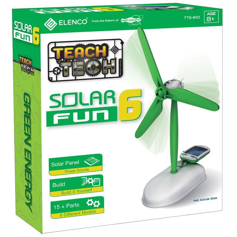 Teach Tech Solar Fun 6
