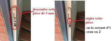 comment régler les gonds de ma porte