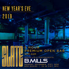 PARTY PASS Midtown New Years Events