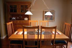 Craftsman Style Lighting Dining Room Mission Ideas