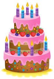 Drawing Birthday Cake Clip Art Cliparts Variados L Mm
