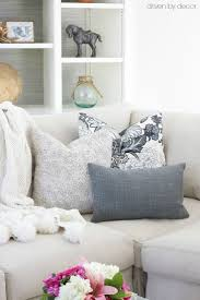 Replacement Sofa Pillow Inserts by Pillows 101 How To Choose U0026 Arrange Throw Pillows Pillows