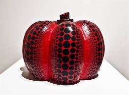 Yayoi Kusama Pumpkin Sculpture by Pumpkin By Yayoi Kusama On Artnet Auctions
