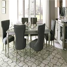 Upholstered Dining Room Chairs Modern Oak Elegant Best Casual
