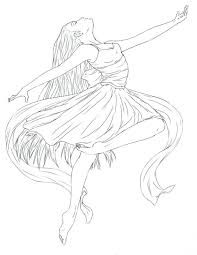 Ballet Shoes Colouring Pages Angelina Ballerina Coloring First Position Use Gowns For Kids Printable