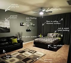 50 Enlightening Bedroom Decorating Ideas For Men Great Design