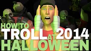 Tf2 Halloween Maps 2014 by Tf2 How To Troll At Halloween 2014 Youtube