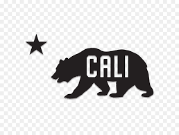 Flag Of California Grizzly Bear Republic