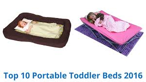 10 Best Portable Toddler Beds 2016