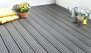 acacia hardwood deck tiles pack of 10 pattern six horizontal slats
