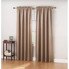 Kmart Curtain Rod Ends by Colormate Jillian Blackout Curtain Panel 10 Home Sweet Home