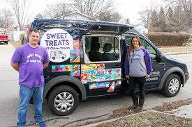 100 Treats Truck New Mt Pleasant Sweets Truck Delivering Smiles One Treat At A Time