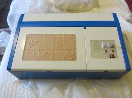 40w k40 chinese laser cutter engraver from ebay unboxing and