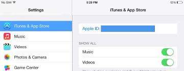 How to Change App Store Country or Region in iOS 7 on iPhone and iPad