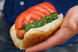 Halloween Hotdog Fingers Recipe by The Meatball Shop U0027s Garden Pesto Spiral Cut Dog Recipe Chowhound