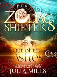 Out Of The Ashes Pisces By Julia Mills