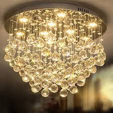 fetcoi kopf transparente kristall deckenleuchte lichter moderner kronleuchter k9 kristall kronleuchter leuchte regentropfen kronleuchter schlafzimmer