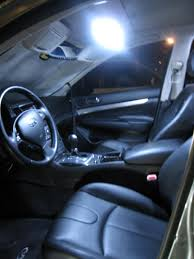 Interior Lights Installed From Diode Dynamics - MyG37