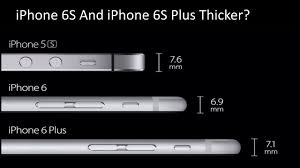 iPhone 6S And iPhone 6S Plus May Be Thicker Than the iPhone 6 And