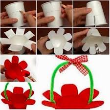 Art And Craft For Kids With Paper Cups Stepstep Find Ideas Step