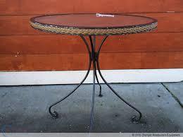 El Patio Restaurant Wytheville Va by 18 Vintage Wrought Iron Patio Furniture Ebay 26 Quot