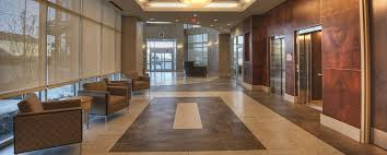 3 Common Commercial Flooring Types