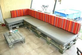 fabriquer coussin canapé coussin pour salon exterieur coussin canape jardin coussin pour