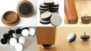 Best Furniture Protectors For Wood Floors Felt Pads Pertaining To Hardwood Floor Protector Prepare Dining Room