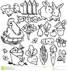 Coloring Book Pages Butterfly App Farm Animals Stock Photos Image Cartoon Photography Animal Adults Booklet Free