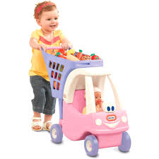 100 Little Tikes Princess Cozy Truck Shop Coupe Shopping Cart Free Shipping