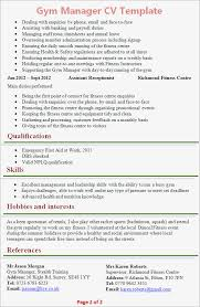 Find The Best Custom Sample Resume For Manager On A Budget Of