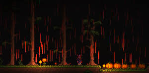 Pumpkin Moon Terraria by Blood Moon Official Terraria Wiki
