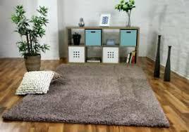 details zu luxus hochflor langflor teppich mauve