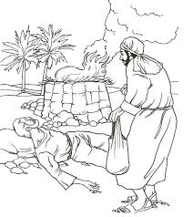 Biblekidseu Old Testament Cain And Abel Coloring Pages Great 1