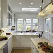 kitchen long narrow kitchens design pictures remodel decor and