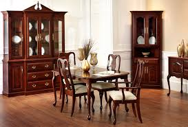 Custom Queen Anne Dining Set
